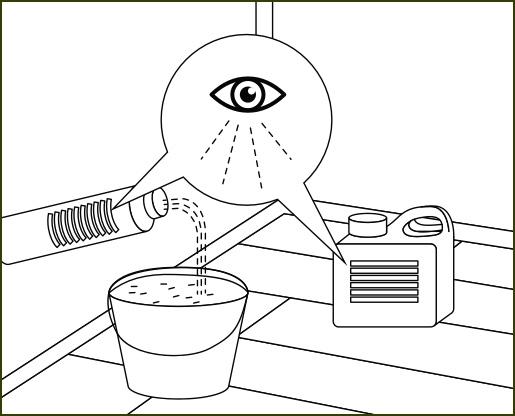 Verlegeanleitung susify: geeignete Reinigungsmittel