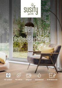 susify Broschüre Cover
